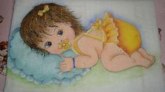 bebe pintada