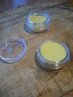 Lippenpflege selbermachen