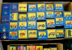 the-toy-exchange - Another excellent Lesney Matchbox discovery. These models came from a childhood collection.