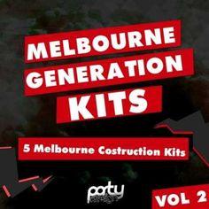 Melbourne Generation Kits Vol.2 WAV MiDi MAGNETRiXX Magesy.Club