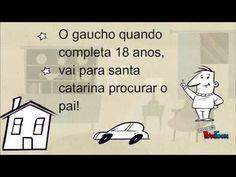 AS MELHORES PIADAS - A Pior Piada de Gaúcho - YouTube