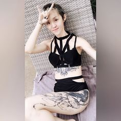 2018 1st round swim(  )#swim #swimsuit #tattoogirl #hkiger # #darkstyle #selfie #alternativegirl #gothicgirl #darkqueen #gothic  #iger  #stylish #gothfashion #goth #TagsForLikes #TFLers  #beautiful #852girl #instafashion #fashiongram #fashion  #photooftheday #모델 #モデル #写真 #사진 #like4likes  #hkig #hkiger #instamood #tattoogirl