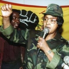 Winnie Madikizela Mandela the fight for the straggle Black Presidents, American Presidents, Nelson Mandela Biography, Winnie Mandela, African National Congress, First Black President, African Royalty, Black Panthers, Brave Women