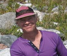 Paul Kenyon, appropriate technology volunteer. Background in mechanical engineering, owner of Cumulus Engineering LLC.
