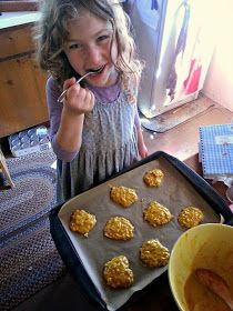 Mountain Home Quilts: A Spring Treat~ Dandelion Cookies