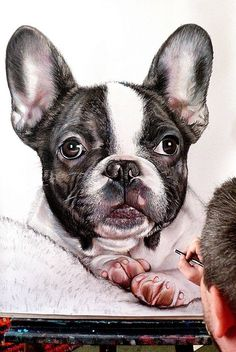 'French Bulldog' by Alberto Vittorio Viti (Italy)