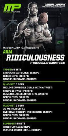http://fitgurus.com Arm Ridiculousness