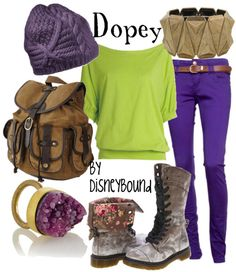 Dopey Inspired Outfit