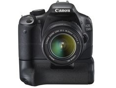 Canon T2i with battery grip