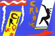 Henri Matisse - El Circo