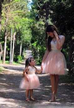 Like mother like daughter!