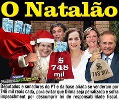 HELLBLOG: POLÍTICOS SE VENDAM POR R$ 748 000,00