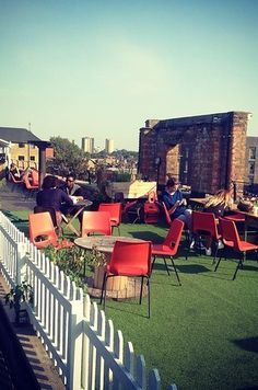 Dalston Roof Park | 17 London Rooftop Bars You Must Visit Before You Die