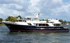 90' (27.4m) SHAPAMA Expedition Yacht