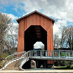Cottage Grove Covered Bridges