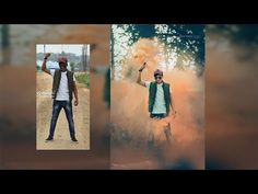 (12) Smoke bomb effect | photoshop manipulation tutorial - YouTube