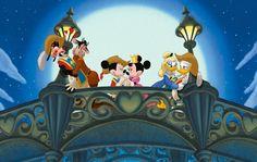 Mickey & the Gang