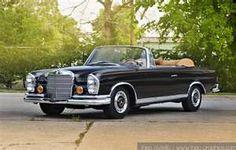 1962 Mercedes Cabriolet Convertible