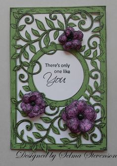 Selma's Stamping Corner and Floral Designs: Heartfelt Creations