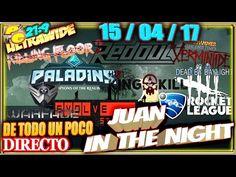 JUAN IN THE NIGHT #15/04/17 DE TODO UN POCO Gameplay Español 21:9