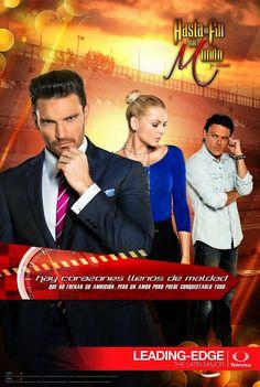 Tv Novelas Magazine: Hasta el fin del mundo - Posters oficiales
