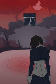 """But Booker... I miss you."" #bioshock #infinite"