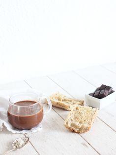 Chocolat chaud crémeux (sans lactose)