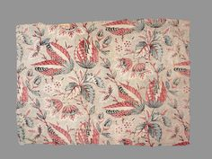 Textiles - Textile, printed (Fragment) - Search the Collection - Winterthur Museum