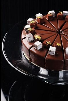 by the pastry of Mandarin Oriental Hong Kong Chocolate Delight, Chocolate Shop, Chocolate Desserts, French Chocolate, Chocolate Art, Chocolate Cheesecake, Cupcakes, Cupcake Cakes, Sweet Recipes