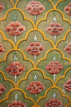 India, patterns, colors by Niels_J, via Flickr