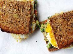 Avocado Egg Sandwiches by Beauty Bites #AvocadoHair Avocado Egg Sandwiches, Healthy Fats, Healthy Eating, Calorie Dense Foods, Avocado Health Benefits, Healthy Breakfast Recipes, Healthy Recipes, Beauty, Hate