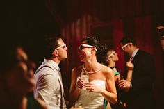 Jillian and Marc via Southern Weddings