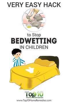 Very Easy Hack to Stop Bedwetting in Children!