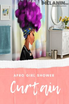 I smile everytime I walk in my bathroom-Alexis✨ Buy One Get One Off Limited time only Black Girl Art, Black Women Art, Black Art, Small Tattoos, Tattoos For Guys, Chanel Bedroom, Forearm Tattoos, Maori Tattoos, African American Art