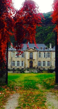 Abandoned Medieval 94-Room Chateau de Gudanes in Midi Pyrenees, South of France ~ has been purchased by Australian couple and is getting a much needed makeover.