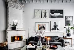 A very Swedish living room (i.it) submitted by mopuik to /r/RoomPorn 0 comments original - Architecture and Home Decor - Buildings - Bedrooms - Bathrooms - Kitchen And Living Room Interior Design Decorating Ideas - Interior Design Inspiration, Room Inspiration, Living Room Decor, Living Spaces, Living Rooms, Rooms Ideas, Scandinavian Living, Scandinavian Design, Wonderwall