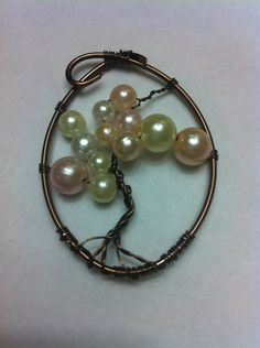 Just listed on Ebay!  Tree of Life Pendant