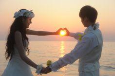japan niigata shibata wedding ロケーション撮影~海編~