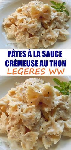 Food N, Food And Drink, Weigth Watchers, Plats Weight Watchers, Sauce Crémeuse, Batch Cooking, Looks Yummy, Voici, Tasty
