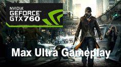 Watch Dogs Maximum ULTRA Settings PC Gameplay | GTX 760 | i3 – 8GB | Pure 1080p [HD]