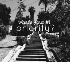 How do you prioritize? - [Witty Title Here]