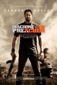 Machine Gun Preacher (2011) movie #poster, #tshirt, #mousepad, #movieposters2