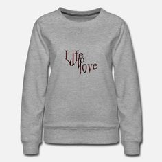Sp.WaltDesigns online entdecken   Spreadshirt New Big Sister Gifts, Sister Day, Thank You Sister, Pullover, Crew Neck Sweatshirt, Graphic Sweatshirt, Inspirational Quotes For Sisters, T Shirt Vintage, T Shirt Sport