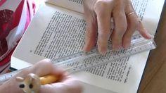 Découvrez grâce à ce tutoriel les bases du pliage de livres. Vous pourrez alors réaliser de nombreux modèles, dessins, symboles, lettres, etc. Retrouvez des ...