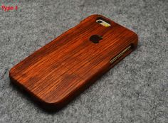 Wooden Cell Phone Case for iPhone 6/plus (Bubinga)