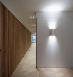 Herringbone Oak planed by hand Ref. Timber Slats, Timber Panelling, Timber Flooring, Parquet Flooring, Floors, Stripped Wall, Lobby Interior, Lobby Design, Slat Wall