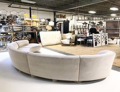 Available for sale from Forsyth, Vladimir Kagan, Cloud Sofa Restored in Loro Piana Grey Velvet (mid Century), Velvet, 29 × 185 × 30 in Leather Modular Sofa, Classic Sofa, Mid Century Design, Sofa Chair, Sofa Design, Love Seat, Restoration, Velvet, Clouds