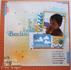 Layout, You And I, Scrap, Day, Books, Crafts, Design, You And Me, Libros