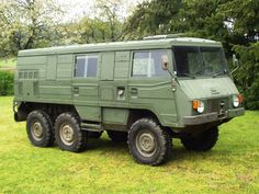 Pinzgauer we have one kinda like this on the ranch