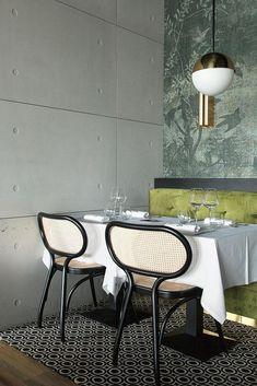 Salle Restaurant La Forêt Noire